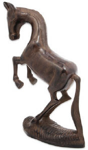 Achla HR01 Trotting Horse