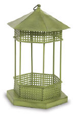 Achla VBF02 Gazebo Bird Feeder