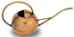 Achla WC01 Brass Watering Can