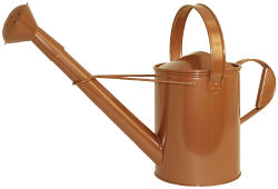 Achla WC14 Copper Plated Long Necked Watering Can