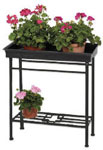 Achla FB25 SquareonSquares Plant Stand