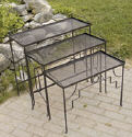 Achla WTN02 Rectangular Nesting Tables